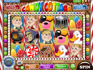 Candy Cottage Screenshot