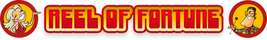 Reel of Fortune Online Slot Logo