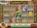 You are now playing Cleopatra's Coins Slot!