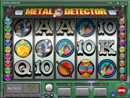 You are now playing Metal Detector Slot!