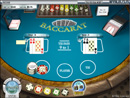 You are now playing Baccarat